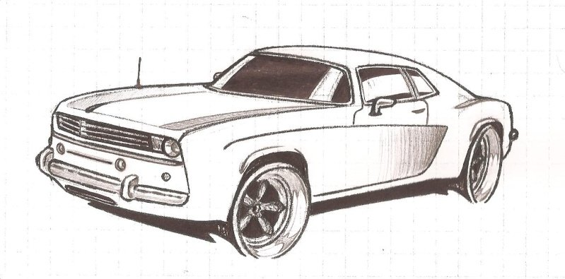 Coche deportivo para pintar 2 mec nico online 24 horas - Empapelar coche para pintar ...