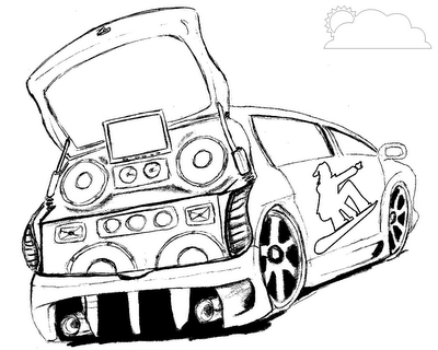 Carros tuning para pintar gratis mec nico online 24 - Empapelar coche para pintar ...