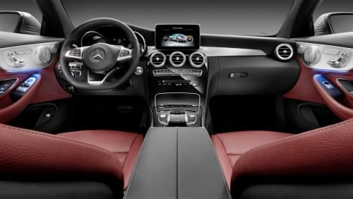 Mercedes-Benz Clase C Coupé