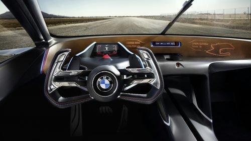BMW 3.0 CSL Hommage R interior