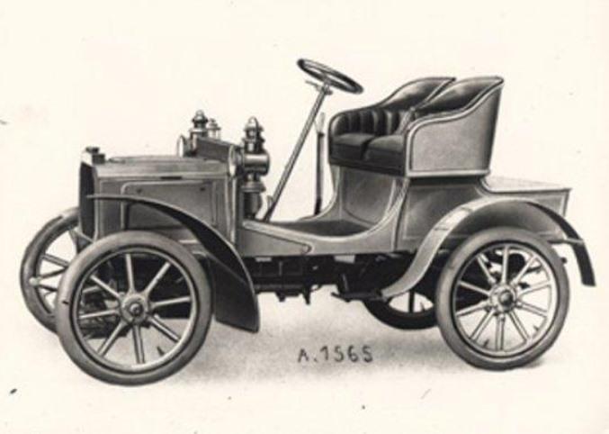 primeros autos